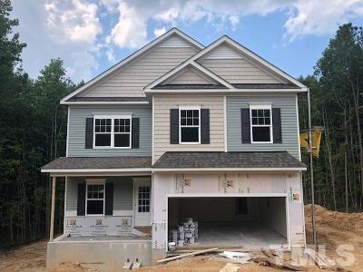 Louisburg Single Family Home For Sale: 130 Post Oak Drive