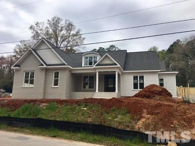Raleigh Single Family Home For Sale: 3000 Lewis Farm Road