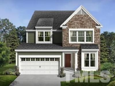 Wake County Townhouse Pending: 412 Hopwood Way