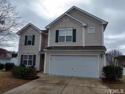 Johnston County Single Family Home For Sale: 6001 Softwind Drive