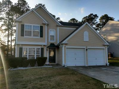 Raleigh Single Family Home For Sale: 2928 Trassacks Drive