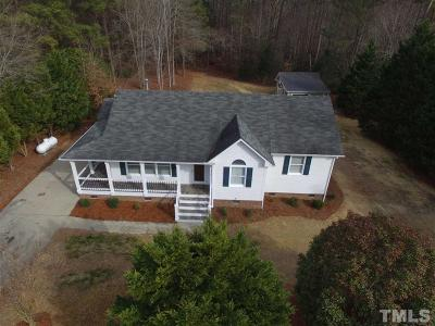 Garner Single Family Home For Sale: 218 Goldfield Drive