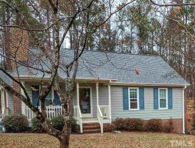 Wake Forest Single Family Home For Sale: 221 Evesham Court