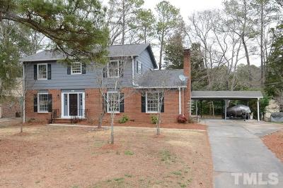 Durham Single Family Home For Sale: 121 Larkspur Circle