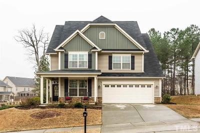 Holly Springs Single Family Home For Sale: 113 Sweet Violet Drive