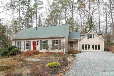 Durham Single Family Home For Sale: 2808 Montgomery Street