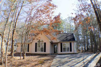Durham Single Family Home For Sale: 1004 Goldendale Drive