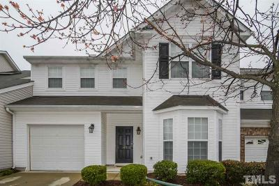 Durham Single Family Home For Sale: 127 Hidden Springs Drive