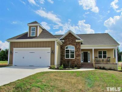Raleigh NC Single Family Home For Sale: $349,975
