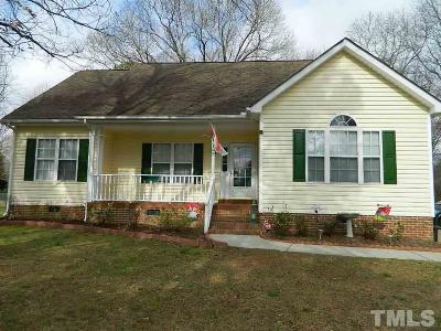 Johnston County Single Family Home For Sale: 509 Rockvale Court