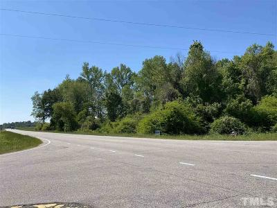 Johnston County Residential Lots & Land For Sale: Us 301 Highway