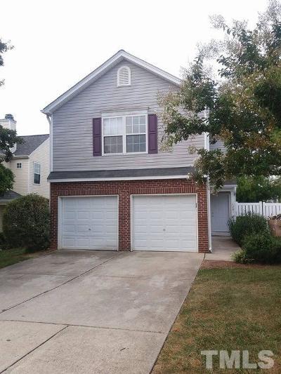 Raleigh Rental For Rent: 4287 Lake Woodard Drive