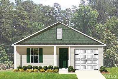 Harnett County Single Family Home For Sale: 25 N Poole Street