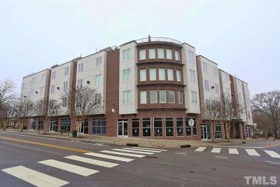 Chapel Hill Condo For Sale: 400 W Rosemary Street #101