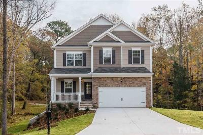 Wake Forest Single Family Home For Sale: 2033 Delphi Way