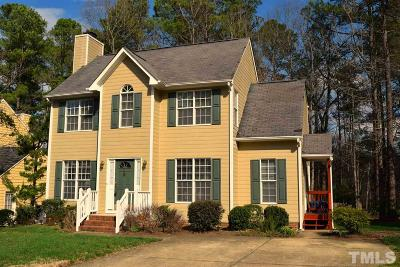 Durham County Single Family Home Contingent: 5 Casabelle Court