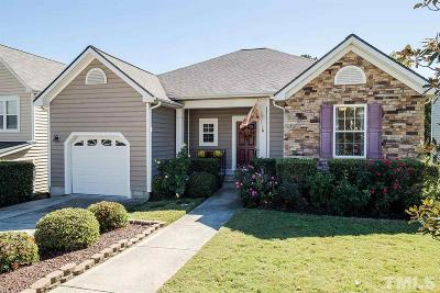 Rolesville Single Family Home Contingent: 630 Virginia Water Drive