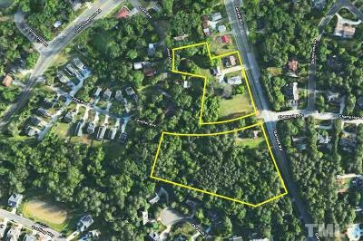 Durham Residential Lots & Land For Sale: 5328 Garrett Road Northwest