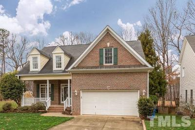 Raleigh Single Family Home For Sale: 8820 Erinsbrook Drive