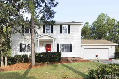 Sanford Single Family Home For Sale: 102 Coachman Way