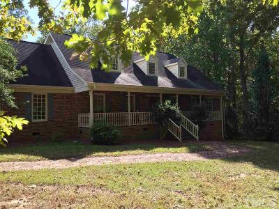 Sanford Single Family Home For Sale: 7704 Villanow Drive