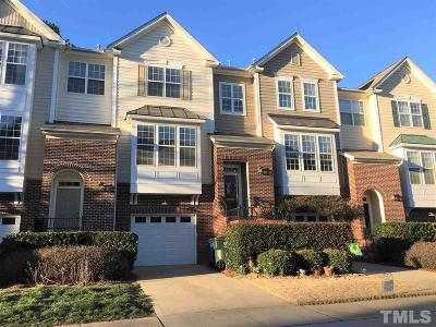 Raleigh NC Townhouse For Sale: $259,000