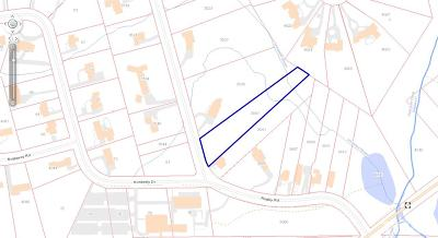 Durham County Residential Lots & Land For Sale: 3567 Rugby Road