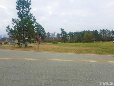 Clayton Residential Lots & Land Contingent: 837 Peele Road