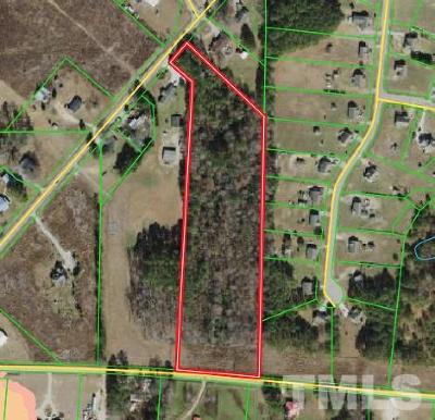 Johnston County Residential Lots & Land For Sale: Swift Creek Road