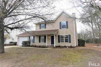 Fuquay Varina Single Family Home For Sale: 1608 Balfour Downs