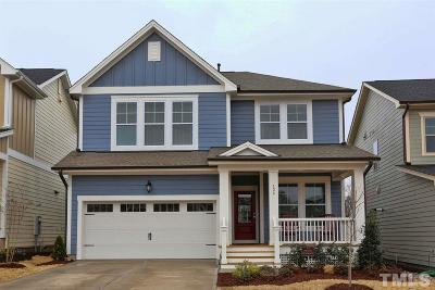 Chapel Hill Single Family Home For Sale: 126 Quarter Gate Trace