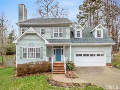 Cary Single Family Home Contingent: 104 Westport Drive