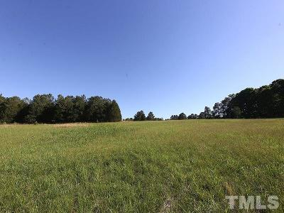 Franklin County Residential Lots & Land Contingent: J A Rogers Road