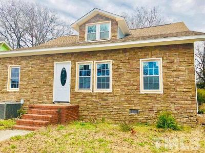 Durham Single Family Home For Sale: 502 N Hyde Park