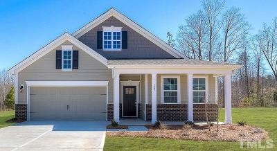 Raleigh Single Family Home For Sale: 5317 Maplemoor Way