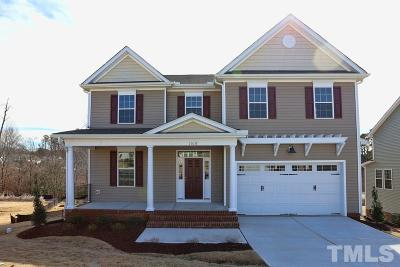 Knightdale Single Family Home Pending: 1510 Sunny Days Drive
