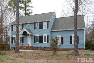 Durham Single Family Home For Sale: 1505 Meadston Drive