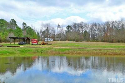 Johnston County Manufactured Home For Sale: 1058 Government Road