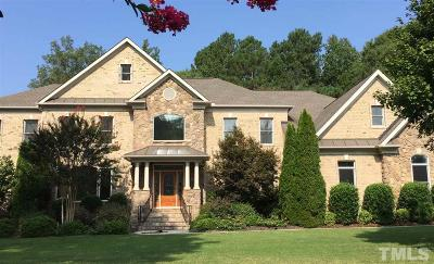 Chapel Hill Single Family Home For Sale: 120 Whirlaway Lane