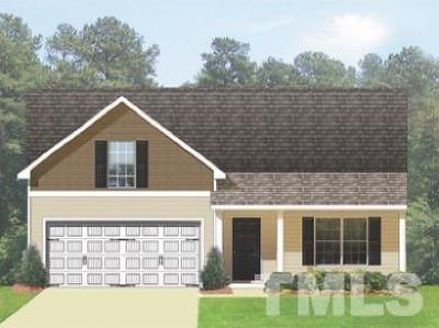 Johnston County Single Family Home For Sale: 128 Big Horn Lane