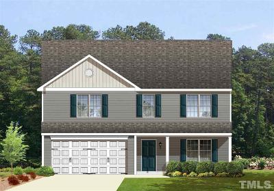 Johnston County Single Family Home For Sale: 130 Big Horn Lane