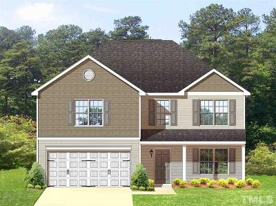 Johnston County Single Family Home For Sale: 471 Sequoia Drive