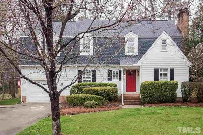 Single Family Home For Sale: 1214 Chimney Hill Drive