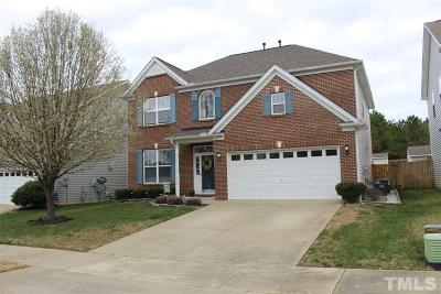 Holly Springs Single Family Home For Sale: 250 Stobhill Lane
