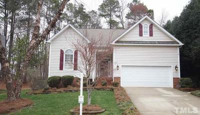 Raleigh Single Family Home For Sale: 6904 Brigmore Court