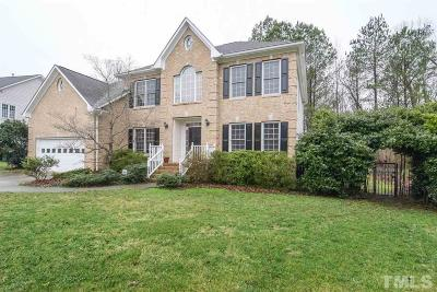 Durham Single Family Home Contingent: 4307 Peachway