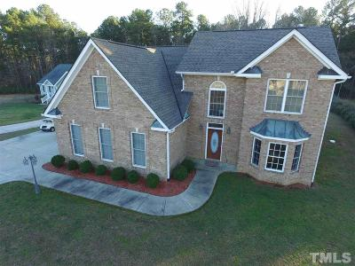 Manson NC Single Family Home For Sale: $484,000