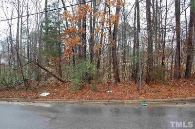 Durham County Residential Lots & Land For Sale: 923 Elmira Avenue