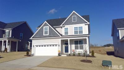 Johnston County Single Family Home For Sale: 125 Balsam Fir Place