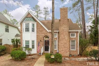 Cary Single Family Home Contingent: 131 Cumberland Green Drive